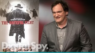 Quentin Tarantino's Hidden Gem Of 2015 And His Book Writing Ambitions