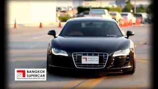 Audi R8 V10 :: Supercar Review By Bangkok Supercar