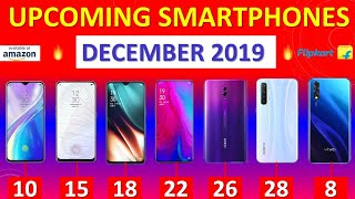 Top Upcoming Smartphones December 2019🔥🔥🔥