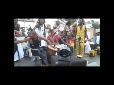 Cie Tofier and friends @ Tralala festival ( Lome - Tamani 2015 )