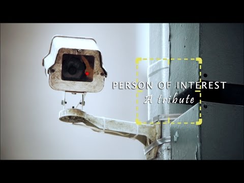Person of Interest    A Tribute