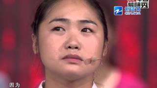 《中國夢想秀》斷臂女孩楊佩的十字綉店鋪夢 thumbnail
