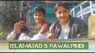 ISLAMABAD & RAWALPINDI | Awesome first day out! (Pakistan 4) thumbnail