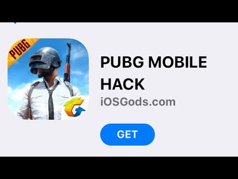 PUBG Mobile IOS Hack Without Jailbreak [Working]