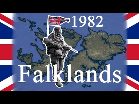 The Falklands Conflict 1982 - Was Britain Really Fighting All Alone?