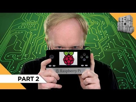 Learn to Build a Portable Raspberry Pi (Part 2)