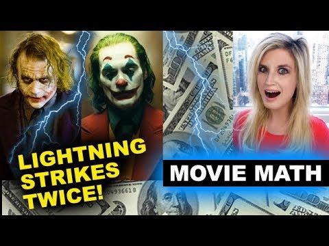 Joker Box Office - Second Weekend Drop, Billion Dollar Club?!