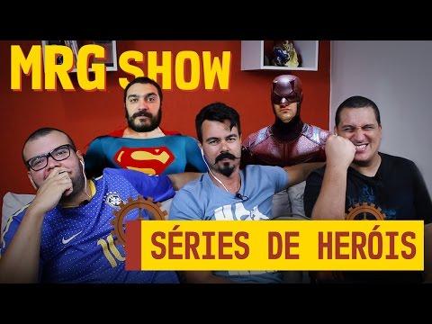 Gaveta: o nosso herói da TV! | Matando Robôs Gigantes Show!