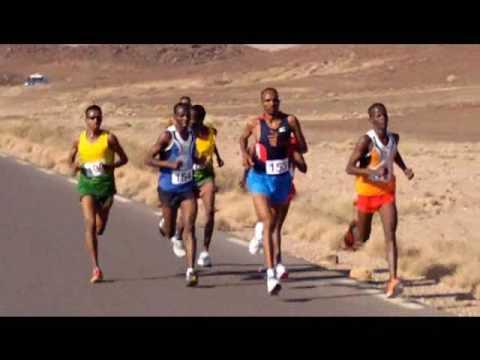 The Competition International Djibouti 10km = 29:14.80