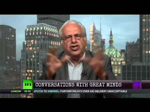 Conversations w/Great Minds P2 - Dr. Richard Wolff - Alternatives to Capitalism