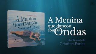 capa de A Menina que Dançou com as Ondas de Cristina Farias