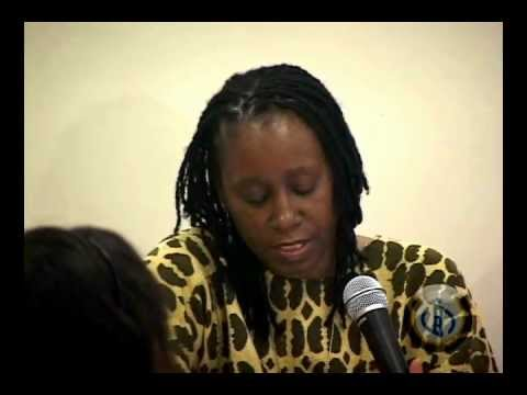 Dr. Afia S. Zakiya on Women Water and Migration in Ghana