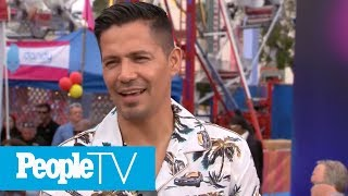 'Toy Story 4' Star Jay Hernandez Talks About Being 'Attacked' By Toys   PeopleTV