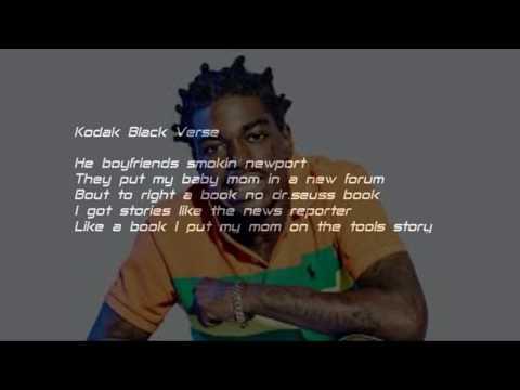 Kodak Black - 1800 Nights (Kno The Meaning Freestyle) Lyrics