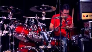 Nick D'Virgilio - Devil's Got my Throat - live 2011-07-26