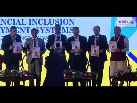 elets FIPS 2015 - Inaugural Session: Revolutionizing Financial Inclusion through JAM