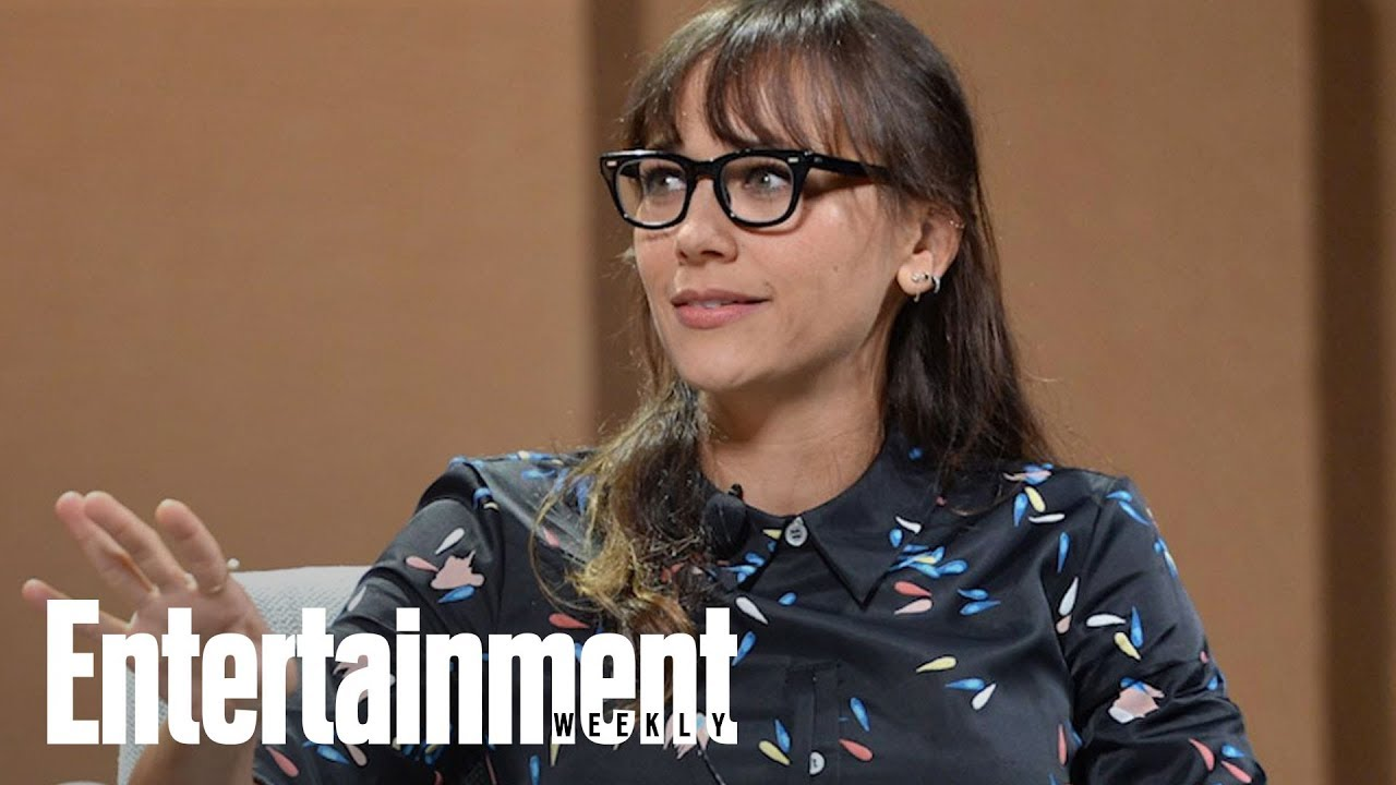 Rashida Jones Addresses Departure From Pixar's Toy Story 4 | News Flash | Entertainment Weekly