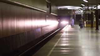 Проба видео на Canon 600D(Проба съемки видео на Canon 600D; Объектив: Canon 50m 1.8, Место: г.Москва, Москвовский метрополитен, станция
