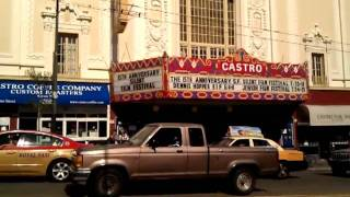Silent Film Festival At Castro