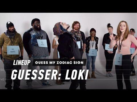 Guess My Zodiac Sign (Lki) | Lineup | Cut