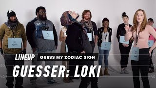 Guess My Zodiac Sign (Lóki) | Lineup | Cut
