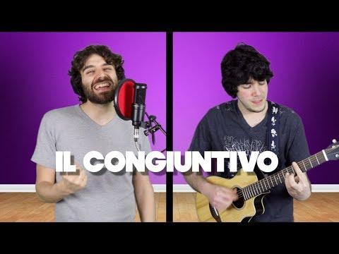 Il Congiuntivo IN 15 VERSIONI! - i Masa [feat. Lorenzo Baglioni]