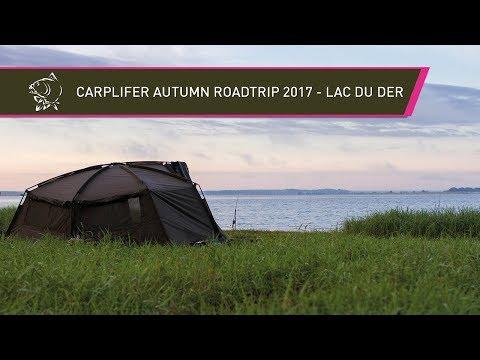 CARPLIFER ROAD TRIP - CARP FISHING LAC DU DER - AUTUMN 2017