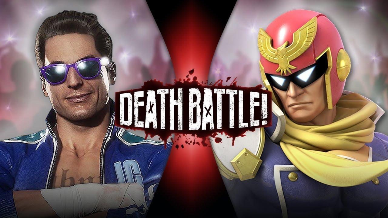 Download Johnny Cage Vs Captain Falcon Mortal Kombat Vs F Zero