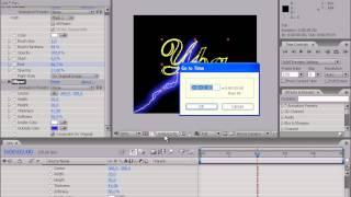 Бегущий эпицентр сварки в Adobe After Effects