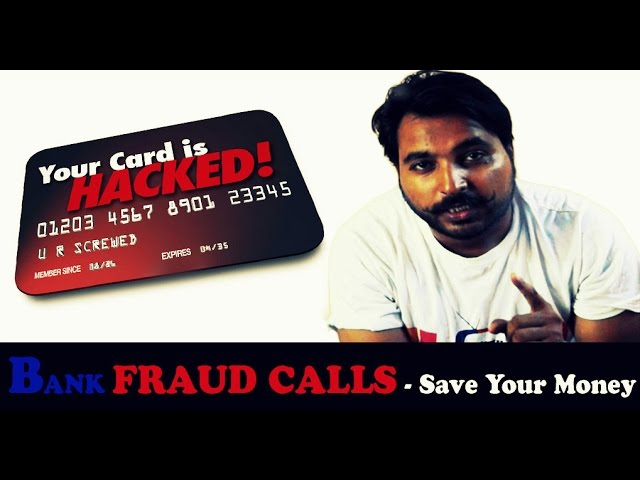 SBI Fraud Call Recorded | Asking card details for renewal | Banking fraud in India