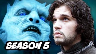 Game Of Thrones Season 5 - White Walker Prophecy Explained