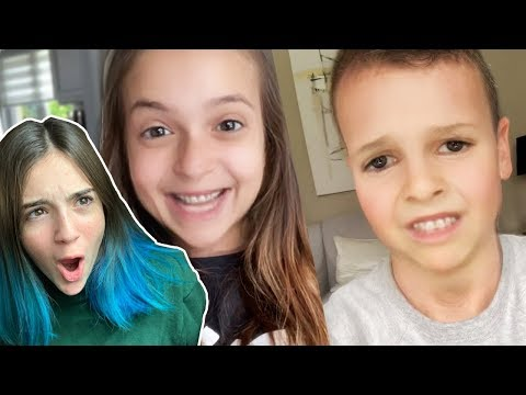 PARENTS TRY CREEPY FACE FILTERS...