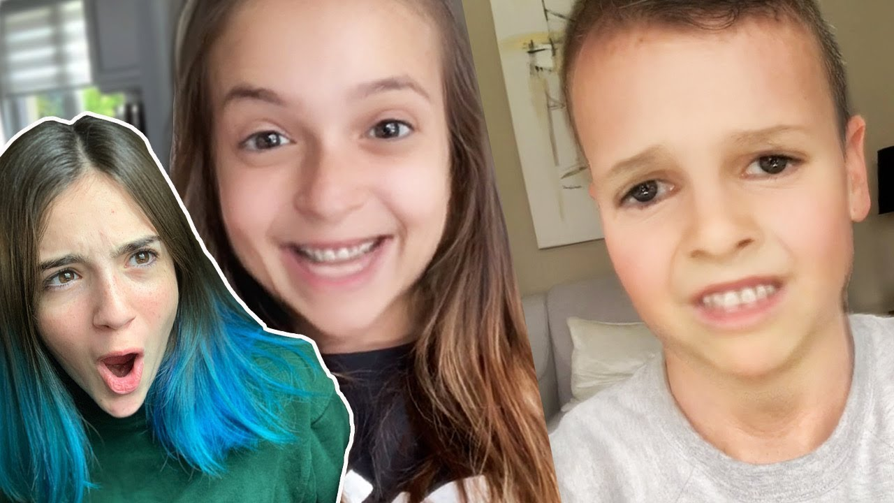 PARENTS TRY CREEPY FACE FILTERS
