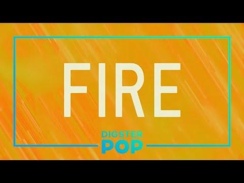 REA GARVEY - Fire (Lyric Video)