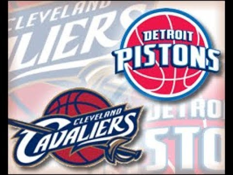2007 НБА. ECF. Game 5. Cavaliers vs. Pistons