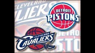 2007 НБА. ECF. Game 5. Cavaliers vs. Pistons
