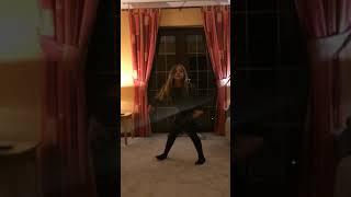 Just dancing to Women like me by Little Mix FT. Nicki Minaj