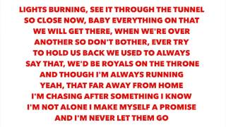 Playing with fire - Liam Cacatian Thomassen (Lyrics)