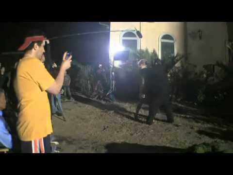 Calista Carradine music video
