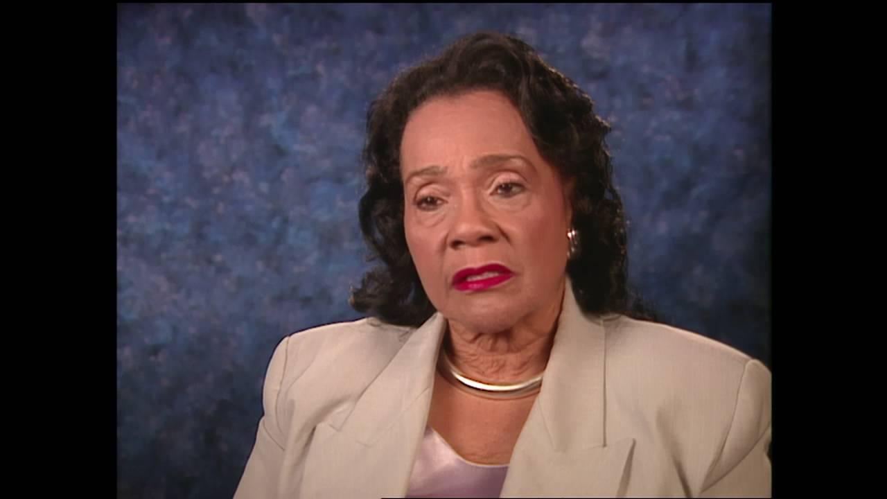 Coretta Scott King - YouTube