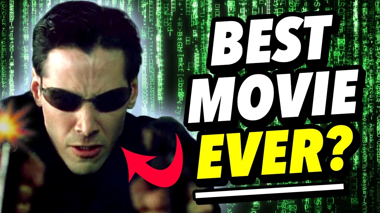 Why The Matrix may be the BEST MOVIE EVER! Film Legends