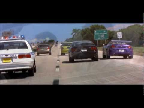 David Arnold- Local Police Pursuit (2 Fast 2 Furious OST)