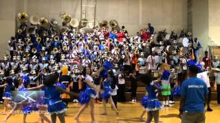 Levey Middle School Alumni Band - Tear Da Club Up/Foxy Brown - 2016