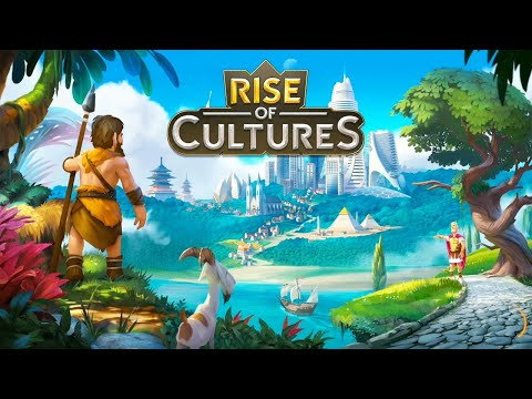 Rise of Cultures - Android/iOS Gameplay (By InnoGames GmbH)