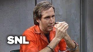 Jeffrey Dahmer in Prison - Saturday Night Live