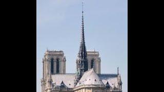 Holy restoration: Rebuilding of Notre-Dame roof and spire to follow original design