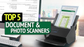 tOP Best Document and Photo Scanner  HP ScanJet Pro 3000 s3 Review