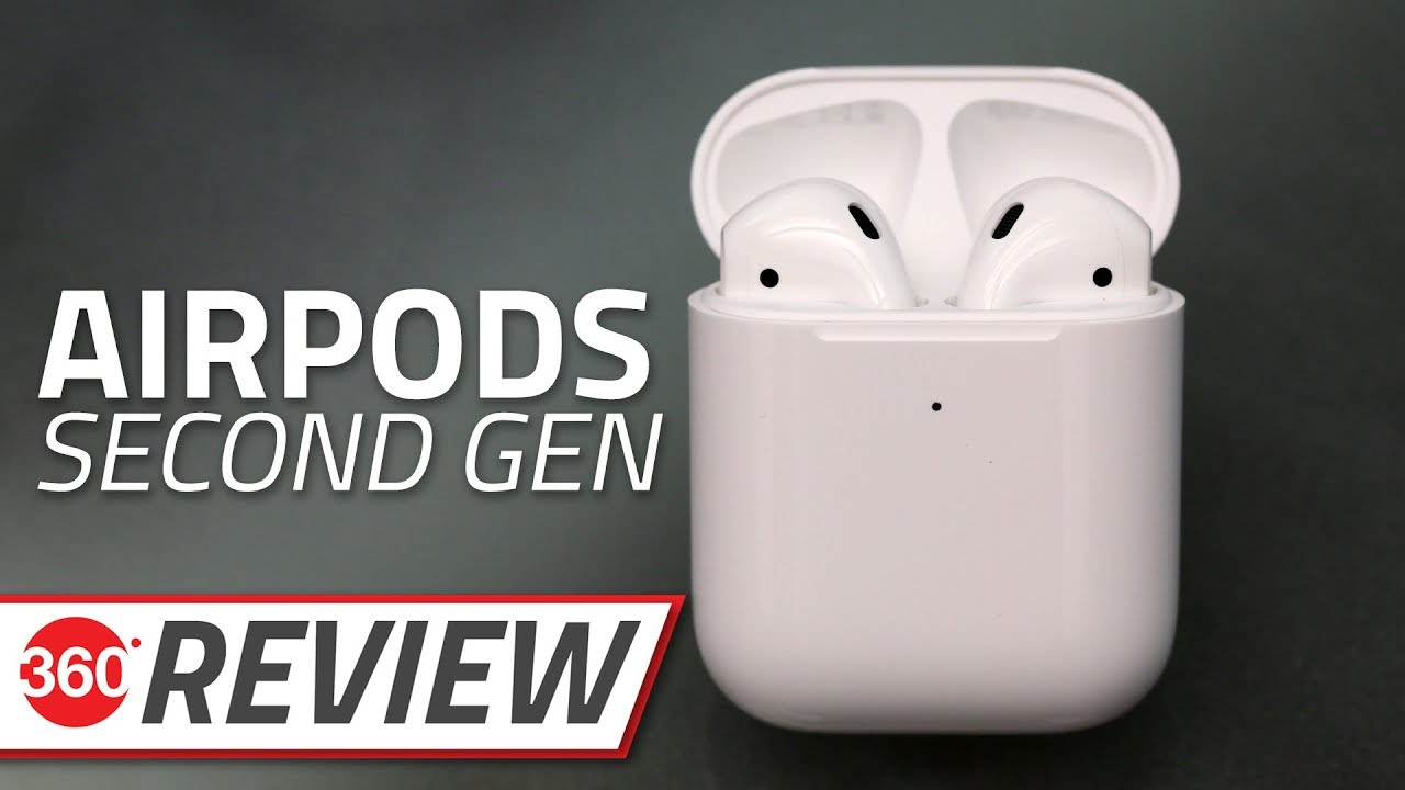 airpods 2 vs 1 physical difference