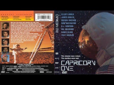 Capricórnio Um - 1977 (DUBLADO) Elliott Gould, James Brolin, Brenda Vaccaro | FILME COMPLETO