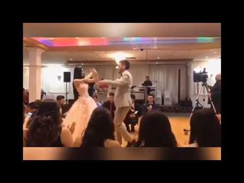 Beautiful Afghan couple Qataghani dance